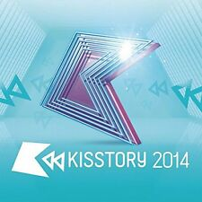 KISSTORY 2014  OLD SKOOL & ANTHEMS ~ 3 X CD--  NEW & SEALED