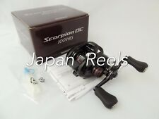 2017 New SHIMANO Scorpion DC 100HG 100 HG RIGHT HAND (7.2:1) *1-3 DAYS DELIVERY*