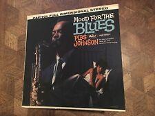 PLAS JOHNSON - Mood For The Blues ~ CAPITOL 1503 [ORIG STEREO] w/Rene Hall >RARE