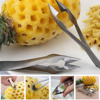 Pineapple Peeler Cutter Slicer Corer Peels Cores Slices Knife Kitchen Tools