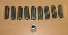 Gewindemuffe verzinkt sechskant M10x40mm 10Stück (5120#