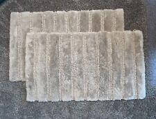 New listing 2 Bathroom rugs approx. 24�x 41�