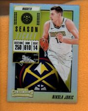 Nikola Jokic 2018-19 Playoff Contenders Season Ticket Premium Edition #26