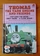 Vintage Gloss Ladybird Train Book Thomas the Tank Story Reading Boys Travel 1st