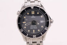 Omega Seamaster Professional Automatic 300m Full Size 41mm Black Dial