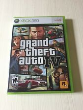 New listing Grand Theft Auto Iv 4 Gta 4 (Xbox 360) Complete W/ Manual & Map