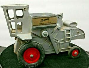 ERTL Allis Chalmers GLEANER 4 Window Farm Toy Combine PARTS / RESTORE