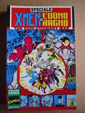 L'Uomo Ragno e X-MEN  Speciale Evolutionary War n°1 1992 Star Comi [G494]