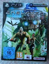 ENSLAVED ODYSSSEY TO WEST COLLECTOR'S EDITION PS3