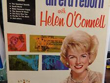 AN ERA REBORN WITH HELEN O'CONNEL 33 RPM EX+  111115 TLJ