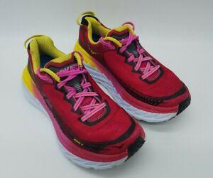 Hoka One One Bondi 5 Women's Running Training Shoes Virtual Pink Size 6.5