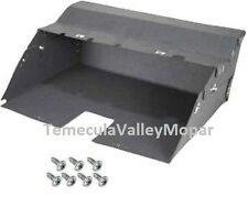 Glove Box w/Mounting Screws for 1970-1974 MoPar E-Body
