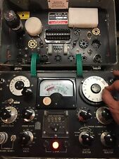 AVO CT-160 VACUUM TUBE TESTER FOR BRITISH ROYAL NAVY