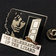 Pin's Folies Enamel Badge Music Doors Jim Morisson Celebration of the Lizard