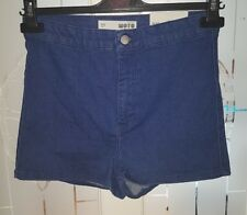 Topshop high waisted shorts 30 waist