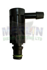 NEW BOSCH FORD 1.6 TDCI LONG LEAK OFF PIPE CONNECTOR 90 DEGREES M003-513
