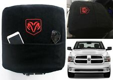 Custom Fit Black Center Console Cover For 2004-2017 Dodge RAM New Free Shipping