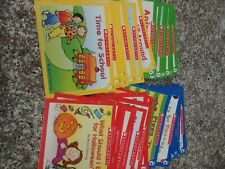 Scholastic Little Leveled Readers Learn to Read Preschool Kindergarten 1st
