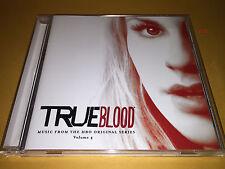 TRUE BLOOD season 4 CD jenny lewis IGGY POP alabama shakes LOS LOBOS flaming lip
