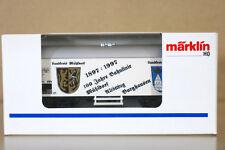 MARKLIN MäRKLIN K0019 SONDERMODELLE DB LANDFREIS MULHDORF 100 JAHRE 1997 WAGON n