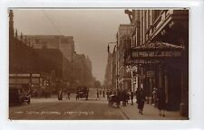 SAUCHIEHALL STREET: Glasgow postcard (C11676)