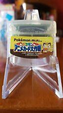 Nintendo Pokemon Mini Console Game Pokemon Zany Cards GAME  Virtual Pet