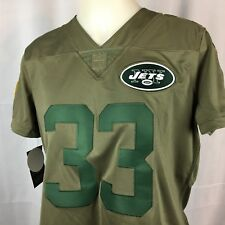 f9adb881bd5 Nike NFL Jets Jersey Women Sz Med Limited Salute to Service Jamal Adams #33
