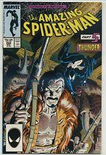 Amazing Spider-Man 294 Kraven's Last Hunt High Grade