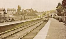 Charlton Kings Railway Station Photo. Cheltenham - Andoversford. GWR. (5)