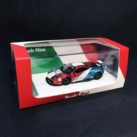 ScaleMini 1:64 Scale LB Performance Ferrari 458 Hublot #7 Limited Car Model