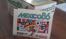 Bustina sigillata Panini Mexico 86 -  sealed packet - WC WM 86