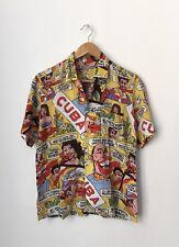 Comme Des Garçons Spread Collar Cuba Shirt From 2002