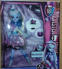Monster High Abbey Bominable Ghouls Rule Halloween Party 2012