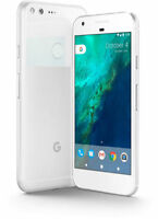 Google Pixel - 32GB - Very Silver / White (Unlocked) Smartphone