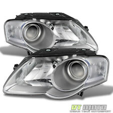 2006 2007 2008 2009 2010 Volkswagen VW Passat Headlights Headlamps Left+Right