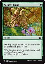 Nature's Claim x4   - NM - Eternal Masters MTG Magic Card Green Common