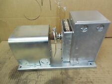 Barber Coleman Actuator MP-485-0-0-1 120V w. Sequence Controller SP-208-0-0-5