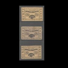 OLD match box label labels Singapore #037