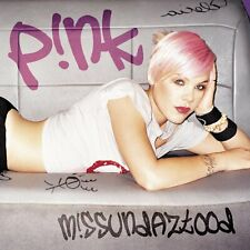 Audio CD - Rock - Pink: Missundaztood - Don't Let Me Get Me - Just Like A Pill