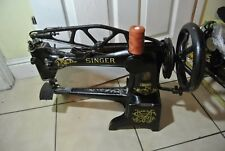 Singer 29K1 Cylinder Arm LEATHER(SHOES) Walking Foot Industrial Sewing MACHINE