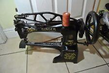 SINGER 29K1 CILINDRO braccio in pelle (Scarpe) a piedi piede macchina da cucire industriale
