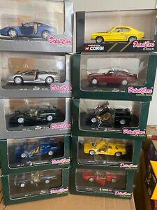 Detail Cars Collection Corgi