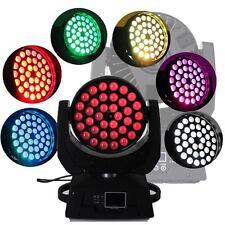 36x10W 540° DMX512 TESTA MOBILE RGBW LED Faretto effetto luce luci DJ scanner