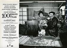 MARIE LAFORET MICHEL SERRAULT 100 BRIQUES ET DES TUILES 1964 PHOTO ANCIENNE N°5