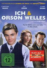 Ich & Orson Welles - Zac Effron - DVD
