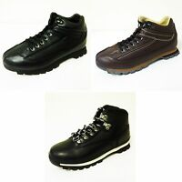 New Men's Ankle Sneakers Leather Comfort Athletic Walking Boots Shoes Size: 6-13