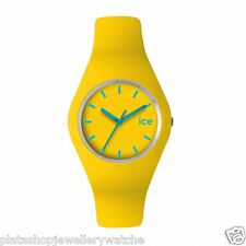 ICE Watch ICE.YW.U.S.12 Yellow Blue Silicone Unisex Original