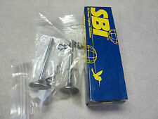 SBI 01706 Engine Valve fits GMC 244 4.0L 279 4.6L NORTHSTAR 32 VAL -  2 Pcs