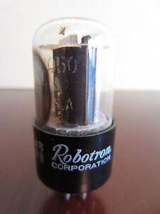 Robotron 2050 A 88-35 188-20 Électronique Tube