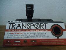 NEBO TRANSPORT 6467 6468 6311 12V  DC RECHARGEABLE FLASHLIGHT